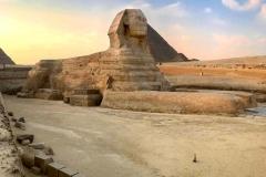 Gizé e as Grandes Pirâmides