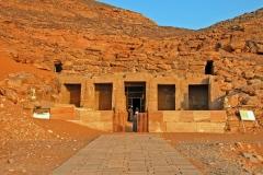 Templo de Derr Rock